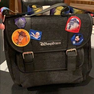 Disney D23 expo crossbody bag